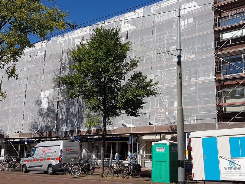 onderhoud VvE Amsterdam Hortusbrug