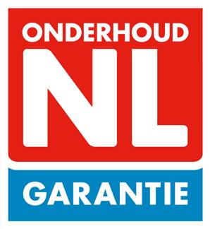 Onderhoud NL Garantie logo voor Schilderwerk